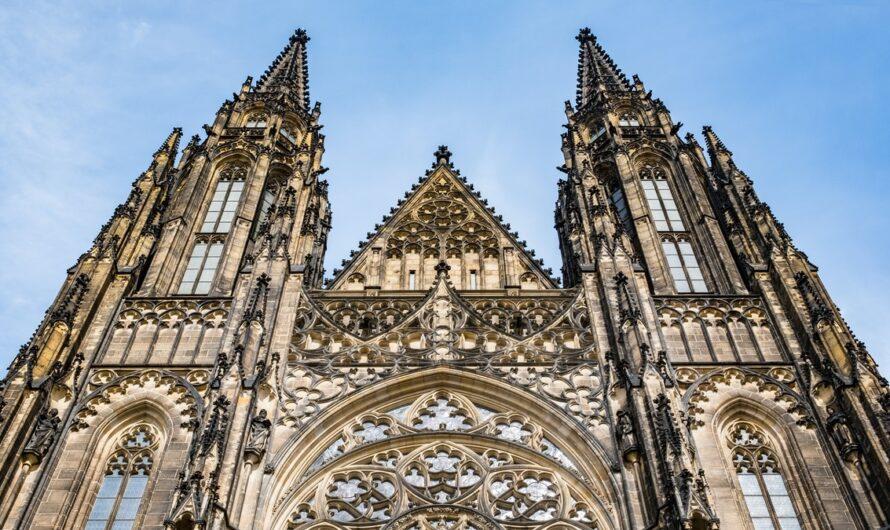 Chrám svaté Barbory je architektonickým klenotem
