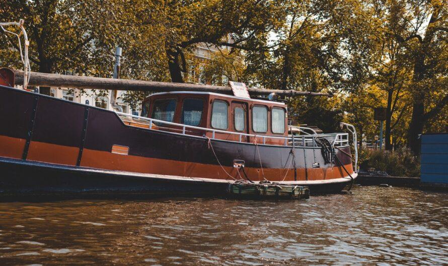Hausbóty – dovolená na lodi má své kouzlo