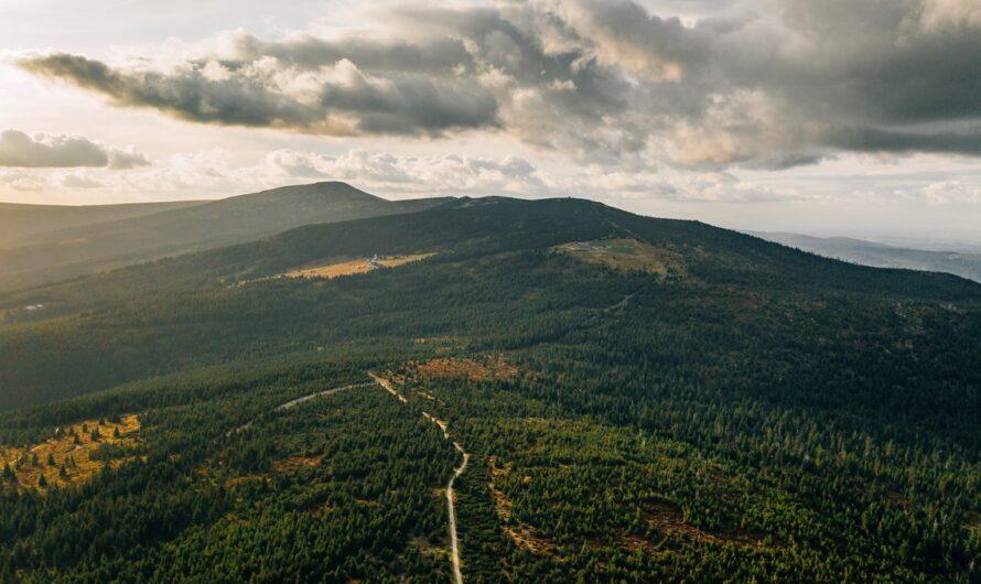 Nejvyšší hory Česka – pokořte některé z nich