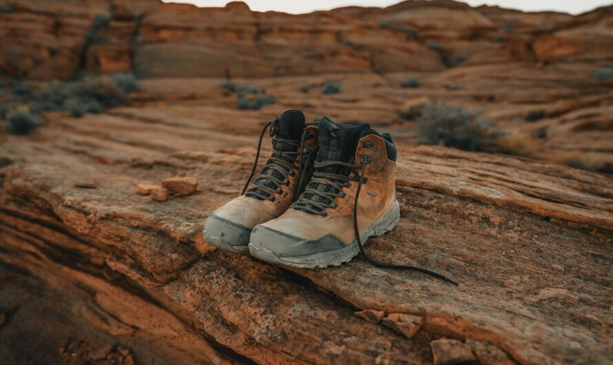 Pohorky jsou obuví určenou pro zdolávání hor